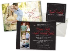 Wedding Announcement 2012