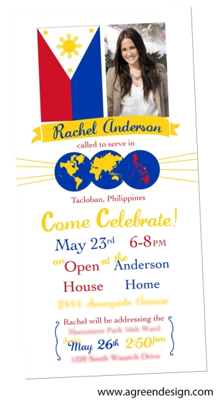 Missionary Announcement 2013