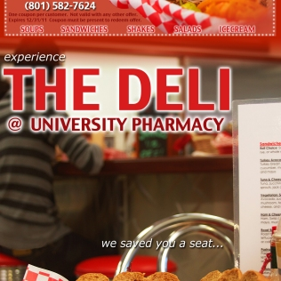 University Pharmacy Work