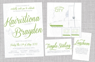 Wedding Invitation 2013